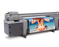 CET UV Flatbed Printer 2014