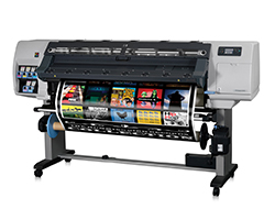 HP25500 Latex Printer 2011