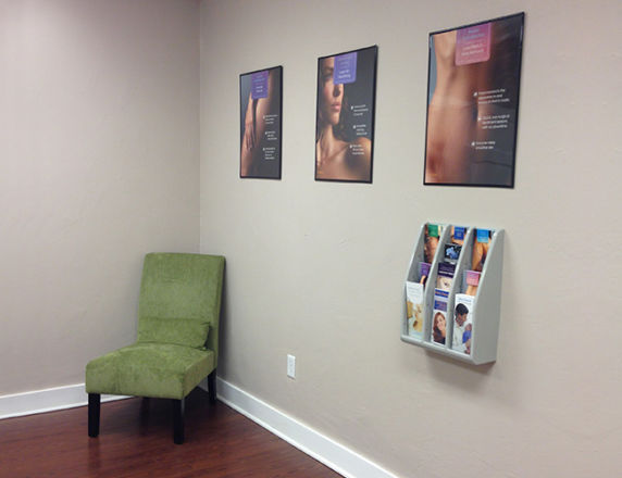 Posters <b>The Cosmetic Laser Center</b>