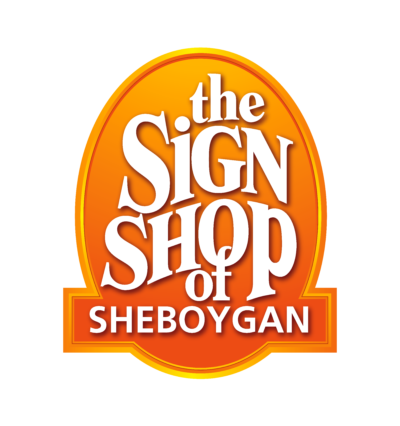 sign shop of sheboygan county logo
