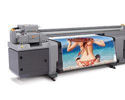 CET UV Flatbed Printer 2014