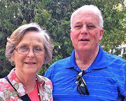 Owners Bill & Judi 2005